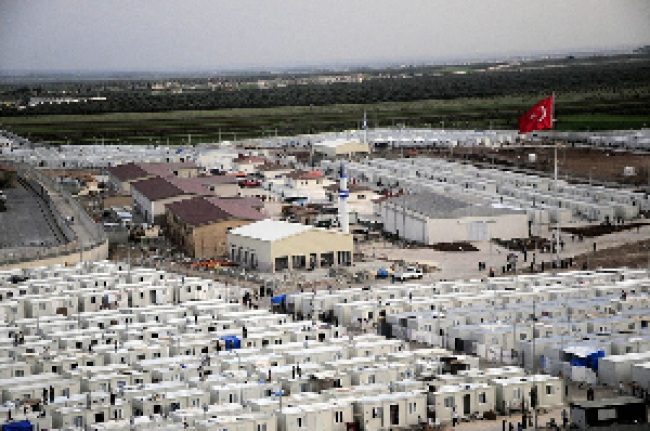 Turkey Needs Help to Manage the Syrian Refugee Crisis