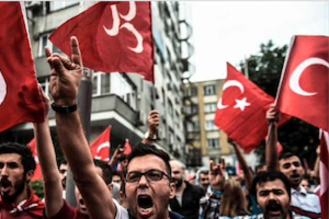 Dreams and Nightmares: Turkey's Unspoken Drift towards Civil War