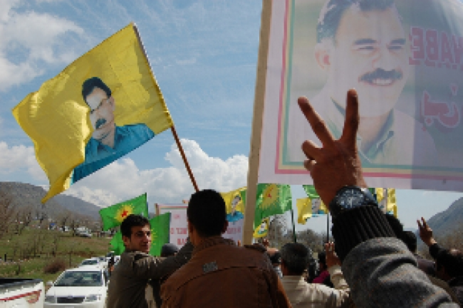 The Kurdish Nationalist Movement and the Dialogue with Öcalan