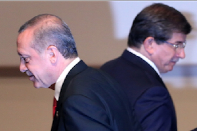 Power over Policy: Erdoğan's Overthrow of Davutoğlu