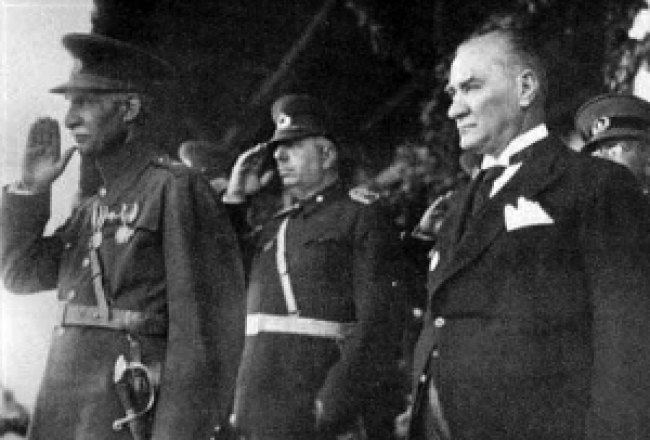 Hitler's Infatuation with Atatürk Revisited