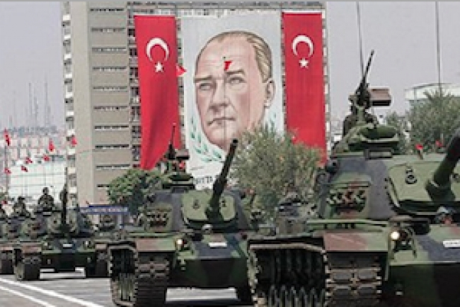 A Political Comeback for the Turkish Military?