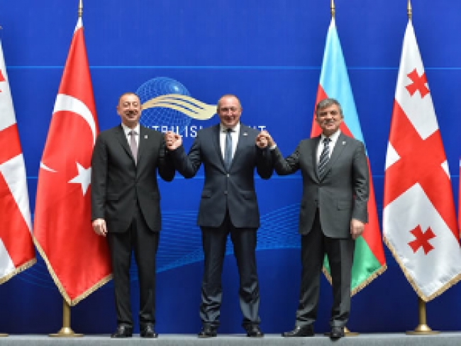 Trilateral Summit Signals Turkey's Increasing Role in South Caucasus Collective Security
