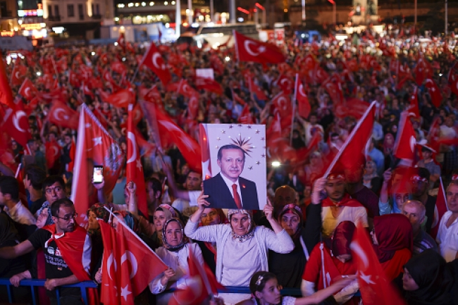 The Turkish Referendum that Was Not